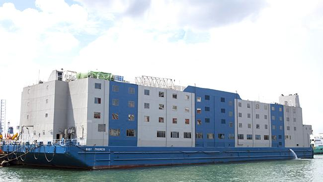 Floating Hotel Case Study